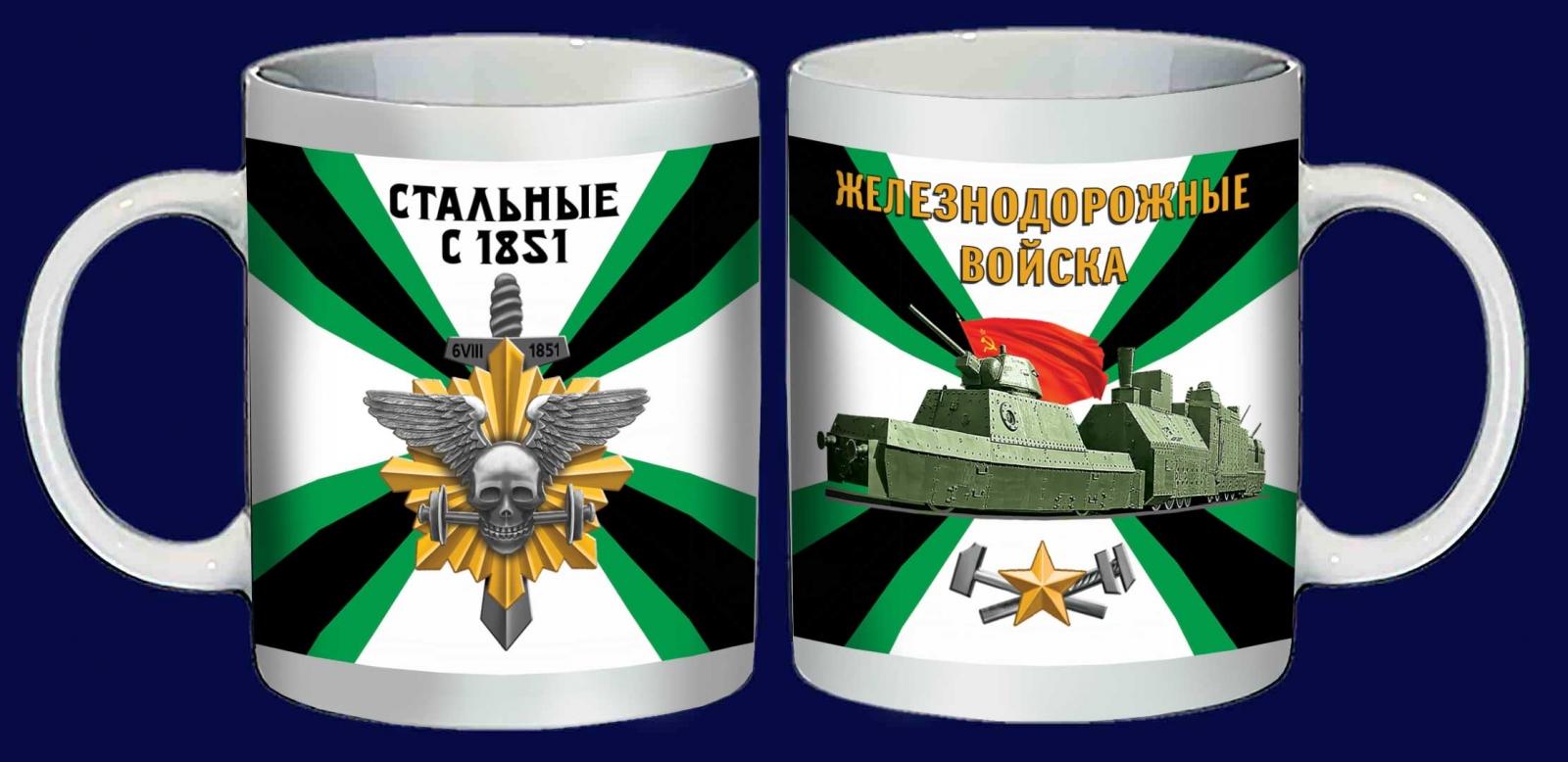 """Кружка """"Железнодорожные войска"""""""