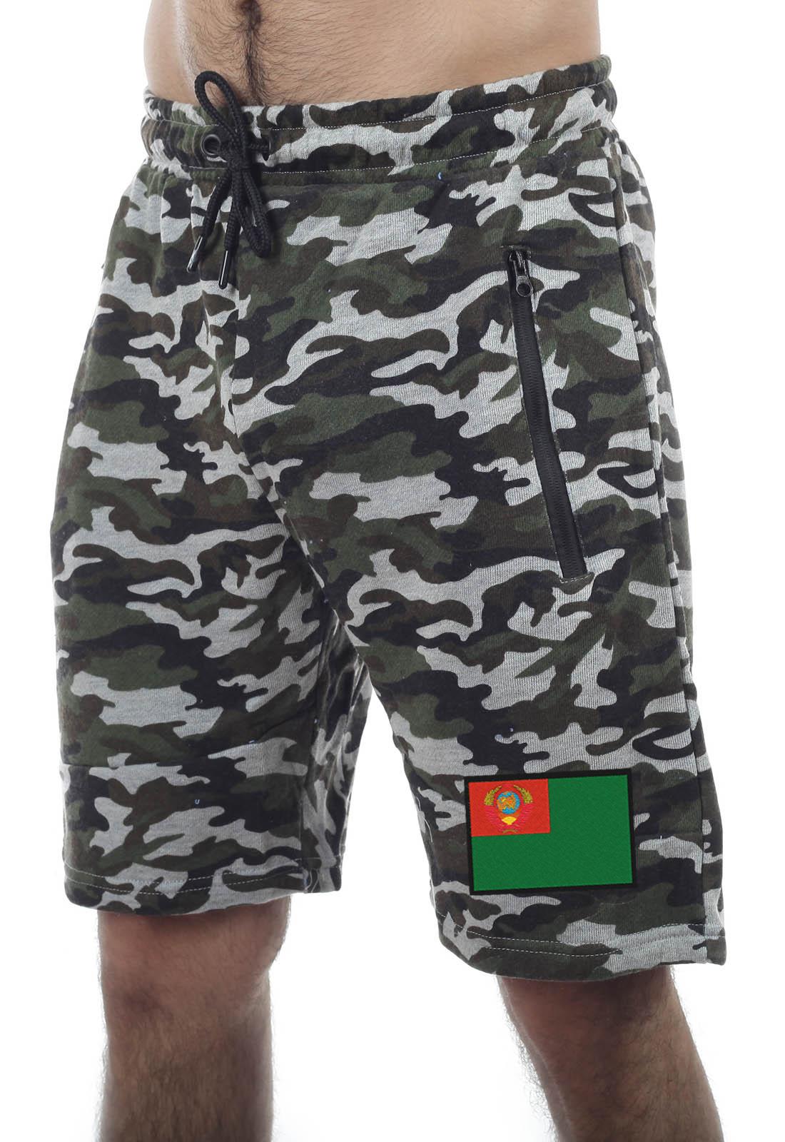 Заказать мужские шорты, камуфляж по низким ценам