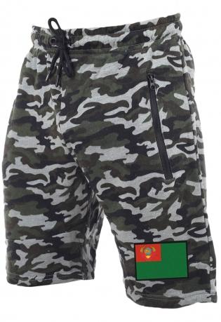 Крутые шорты для пограничников.