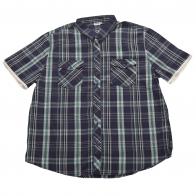 Икона стиля! Культовая мужская рубашка John Baner с коротким рукавом