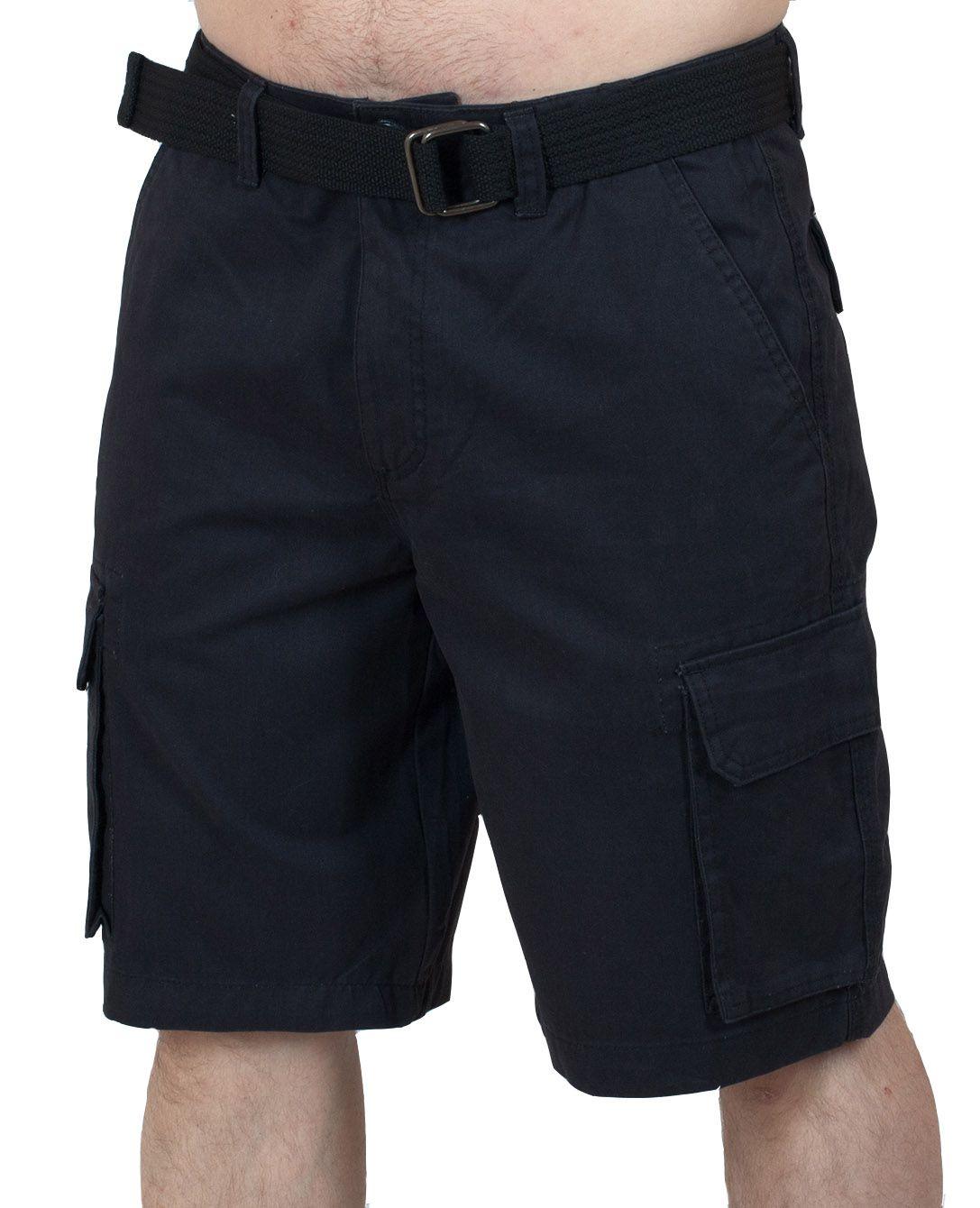 Культовые шорты карго Weatherproof - вид спереди
