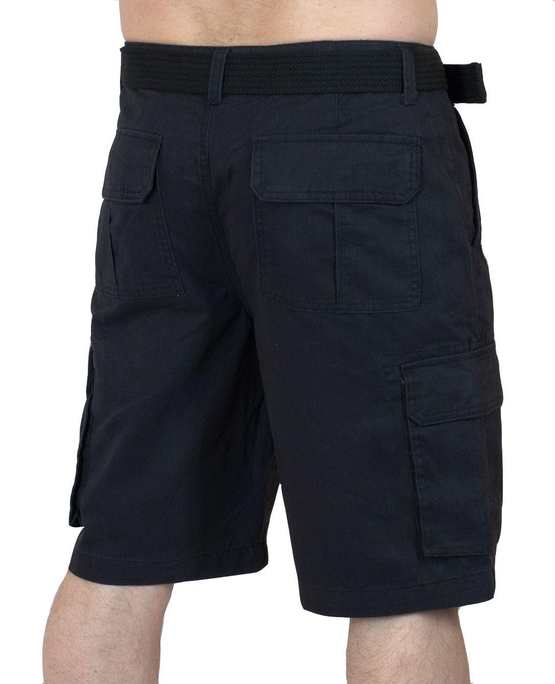 Культовые шорты карго Weatherproof - вид сзади