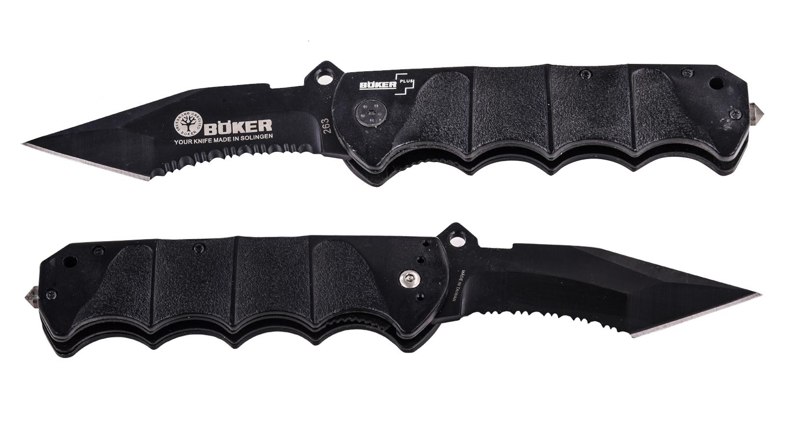 Культовый складной нож Boker Plus 263 по выгодной цене