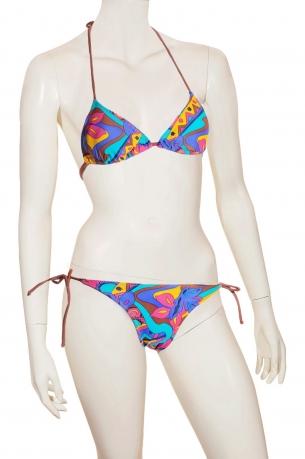 Изящное пляжное бикини Solline