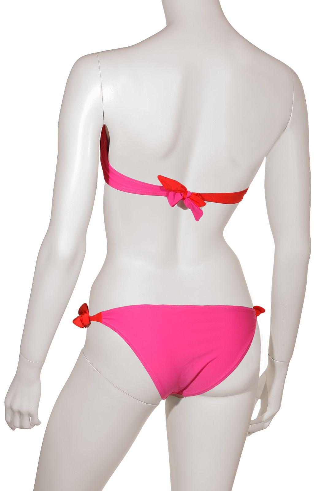Изящное бикини Blanco (Испания) - вид сзади