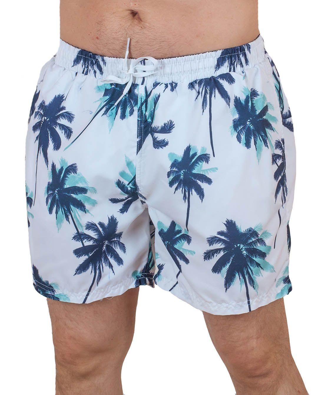 Курортные мужские шорты Casual - вид спереди