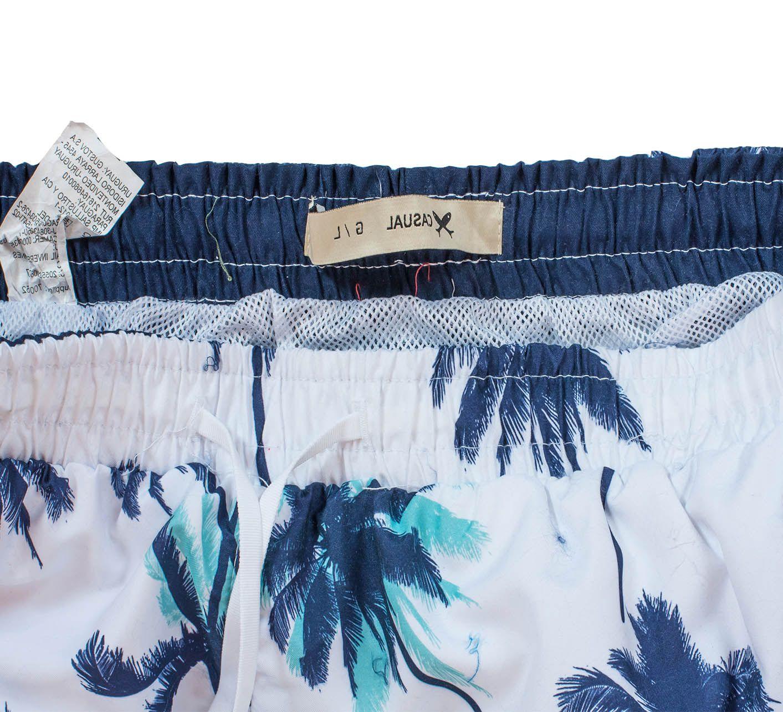 Курортные мужские шорты Casual - ярлык