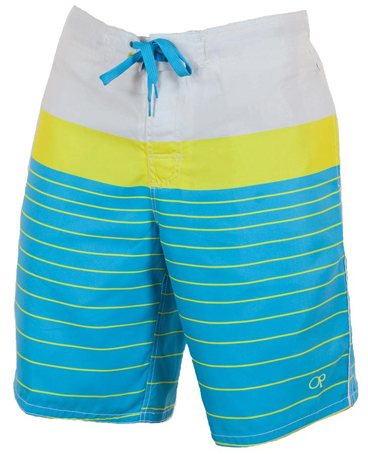 Купить курортные мужские шорты от бренда OP по демократичной цене