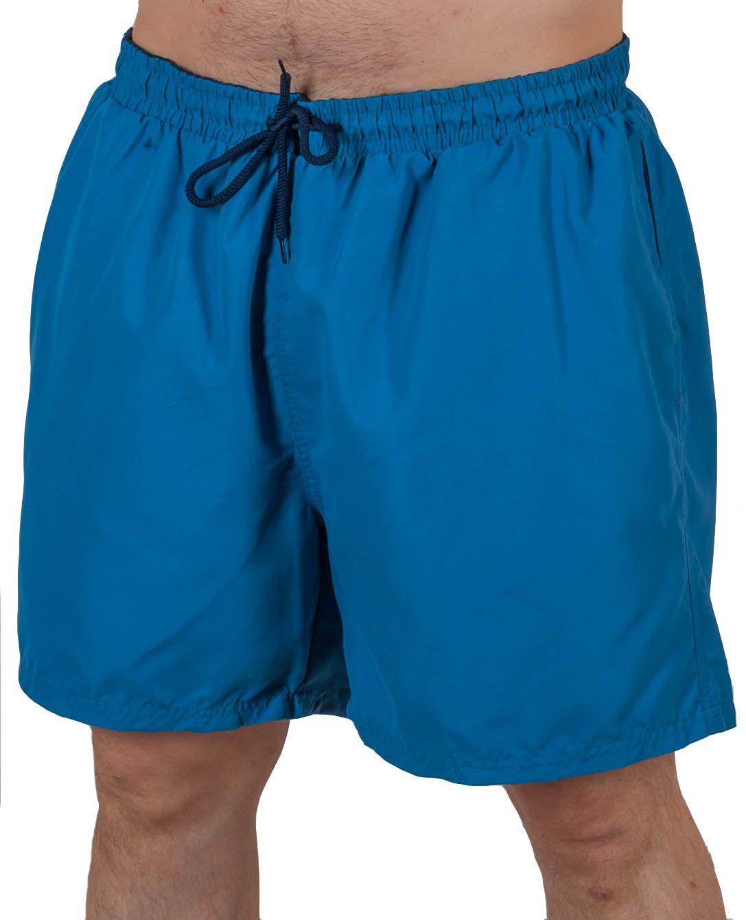 Курортные мужские шорты Quality Longyun Classic - вид спереди