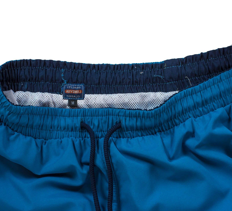 Курортные мужские шорты Quality Longyun Classic - ярлык