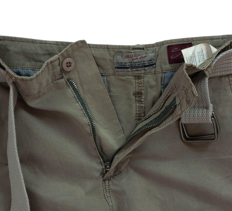 Курортные шорты карго для мужчин - ярлыки