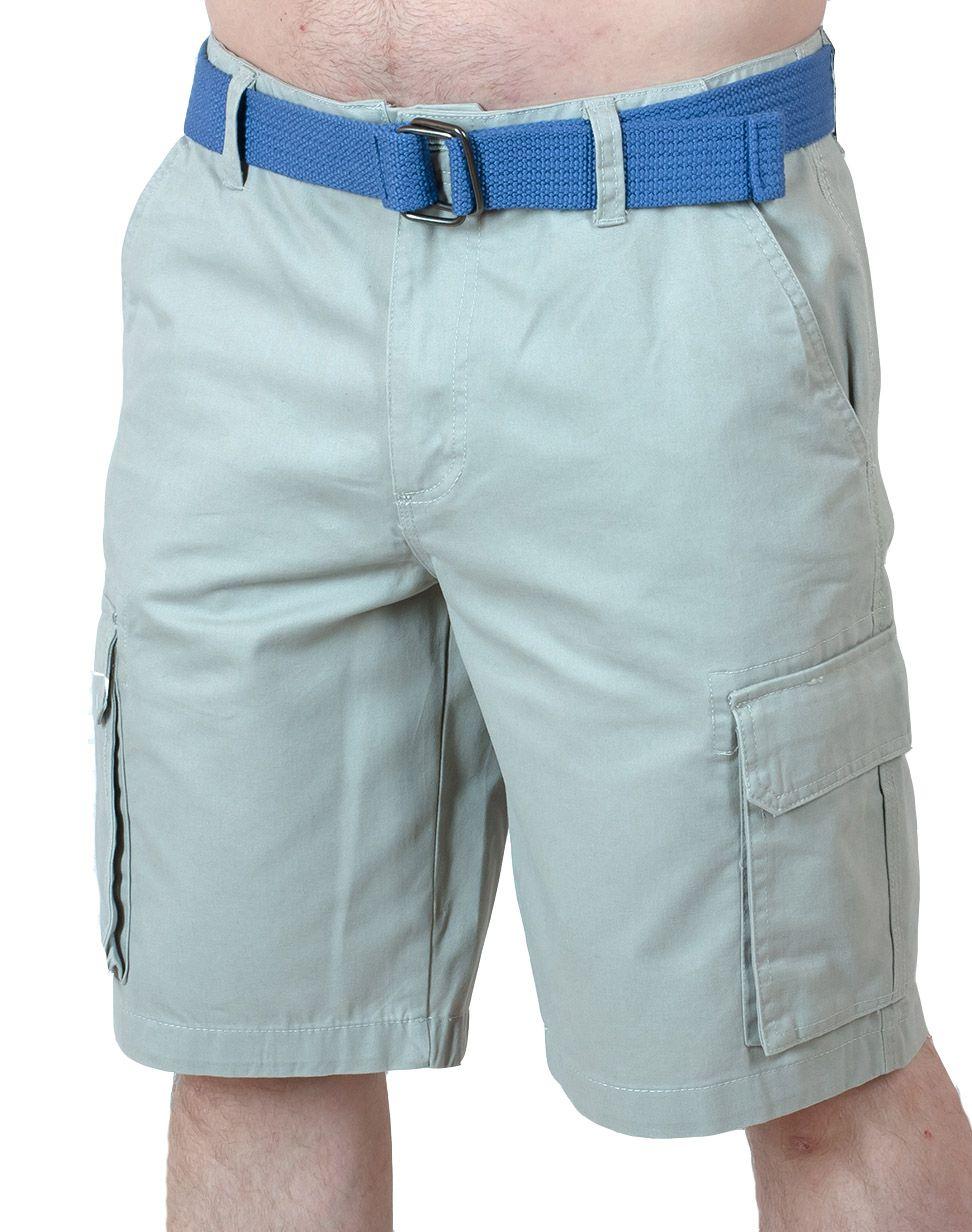 Курортные шорты карго Weatherproof - вид спереди