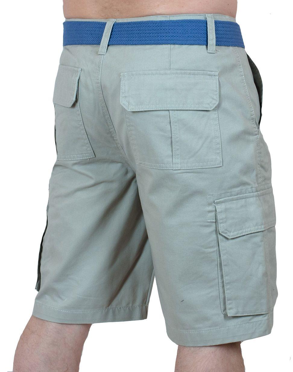 Курортные шорты карго Weatherproof - вид сзади