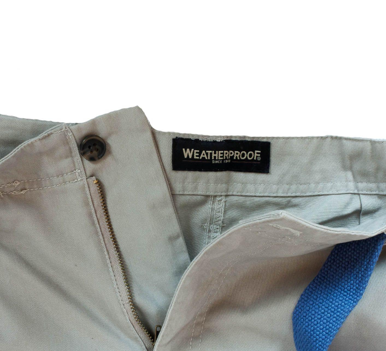 Курортные шорты карго Weatherproof - ярлык
