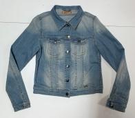 Куртка джинсовая детская стильная