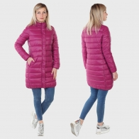 Удлинённая женская куртка Fox