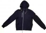 Куртка мужская черного цвета
