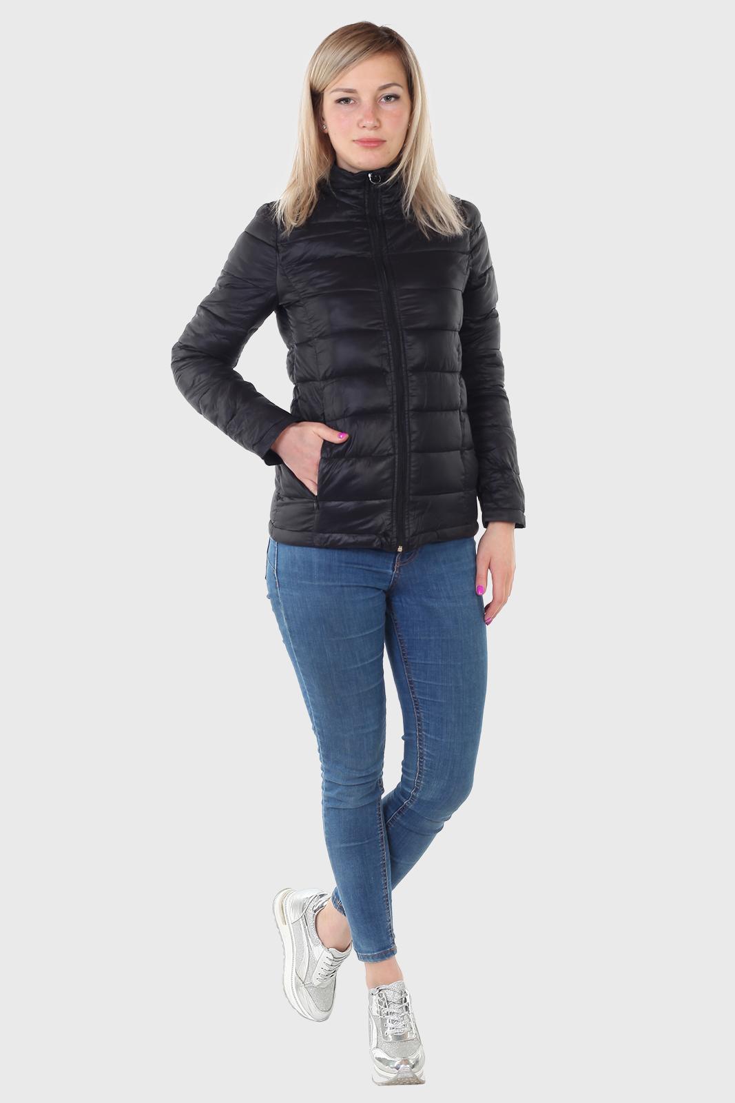 Черная женская куртка LTB – наличие в Москве