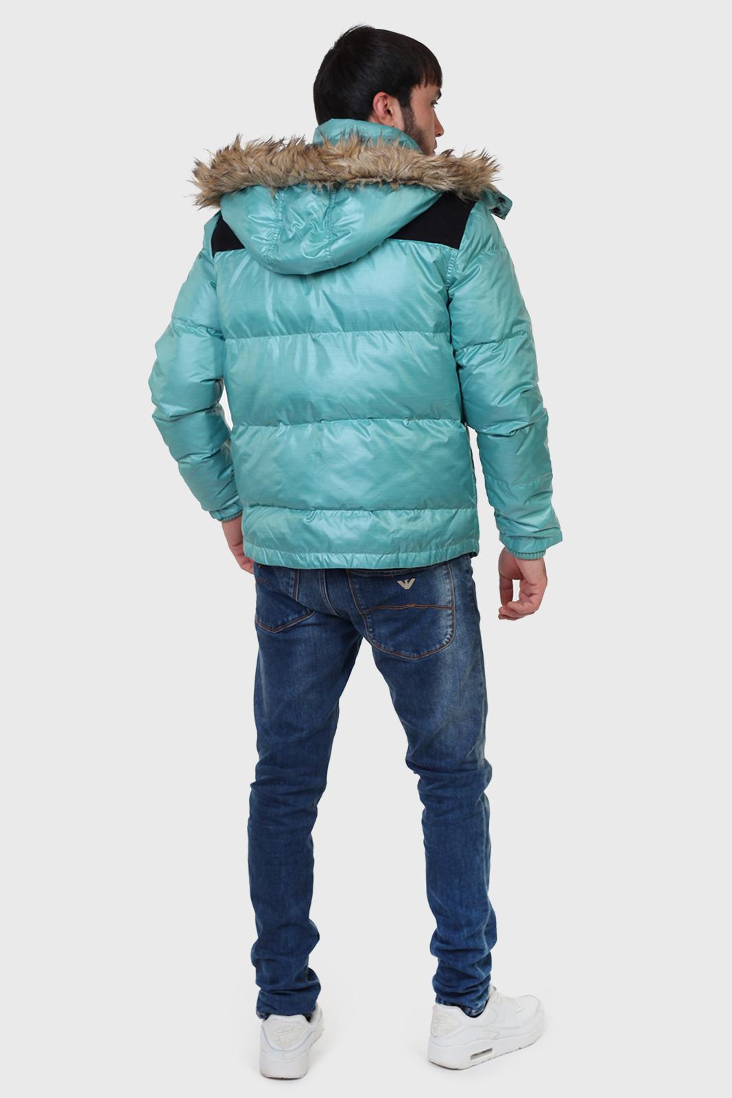 ГИПЕР теплая мужская куртка-пуховик.