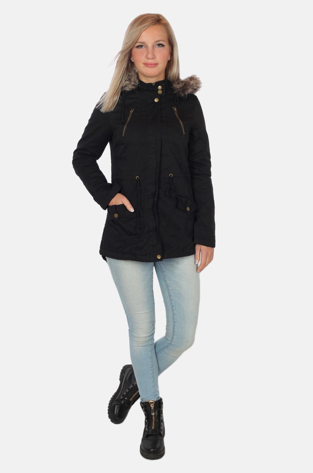 Купить куртку женскую DOTTI по выгодной цене