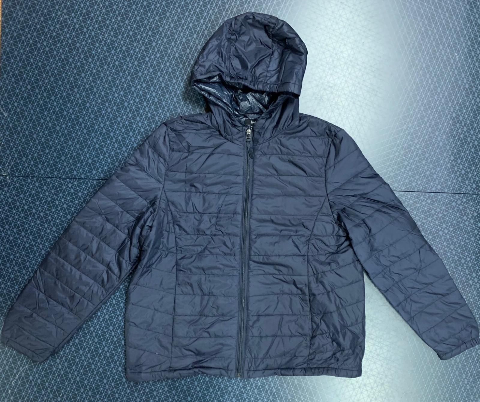 Куртка женская IWIE темно-синего цвета