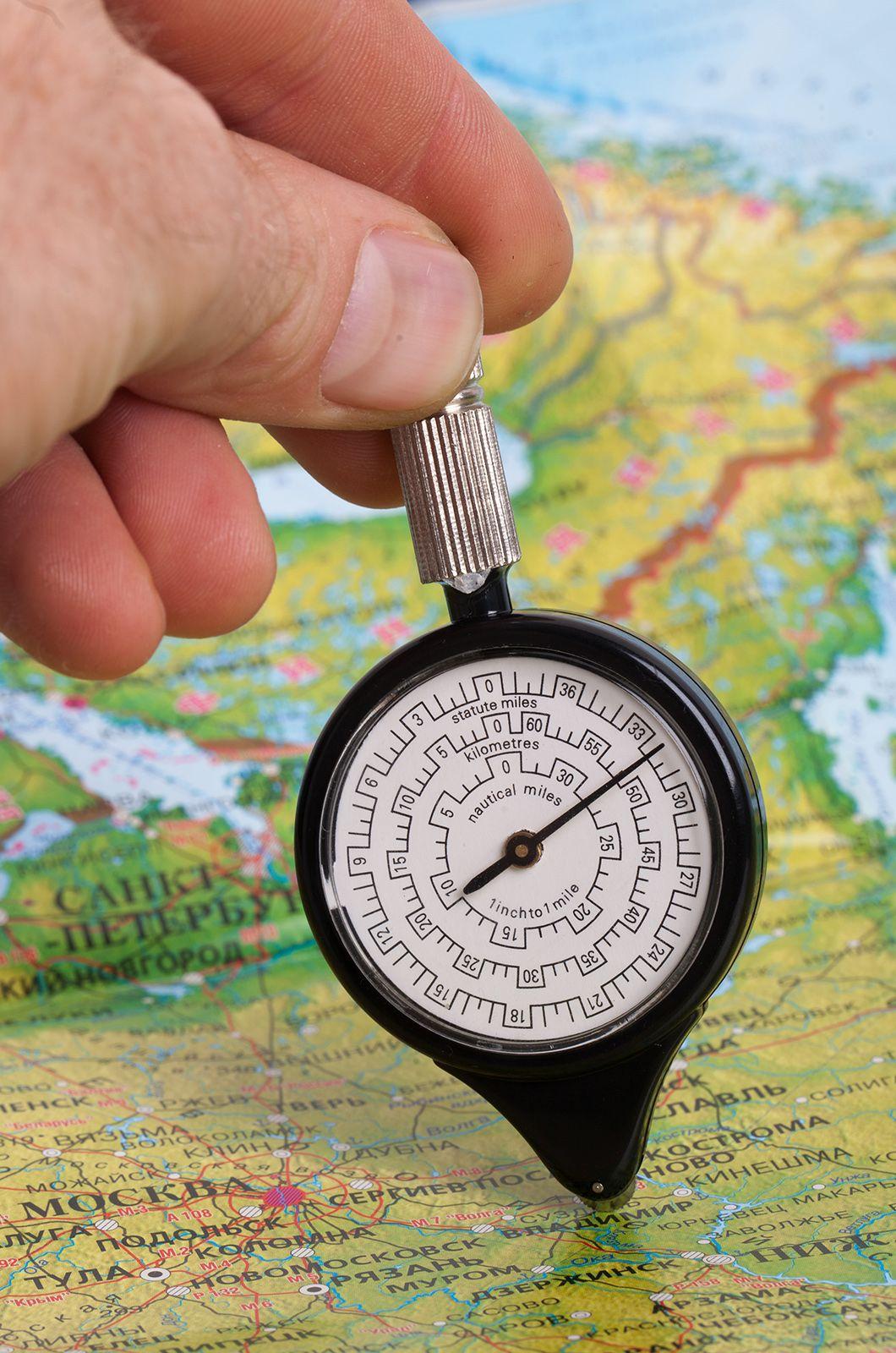 Курвиметр картографический по низкой цене