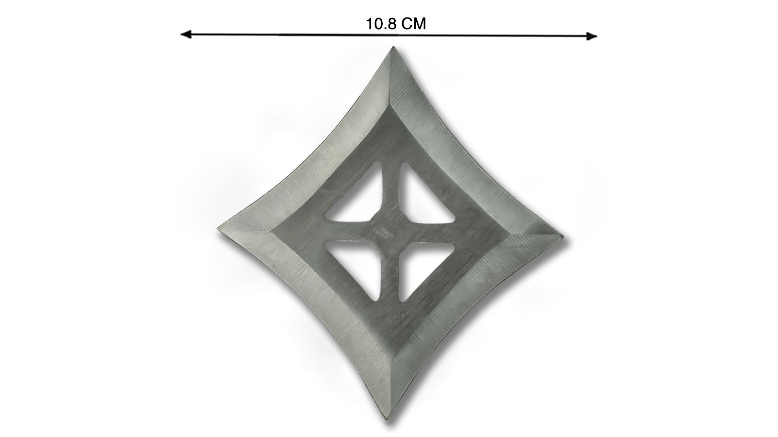 Купить квадратообразные сюрикены из стали