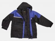 Мужская фирменная куртка HD Concept.