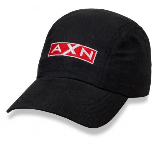 Лаконичная бейсболка с логотипом AXN