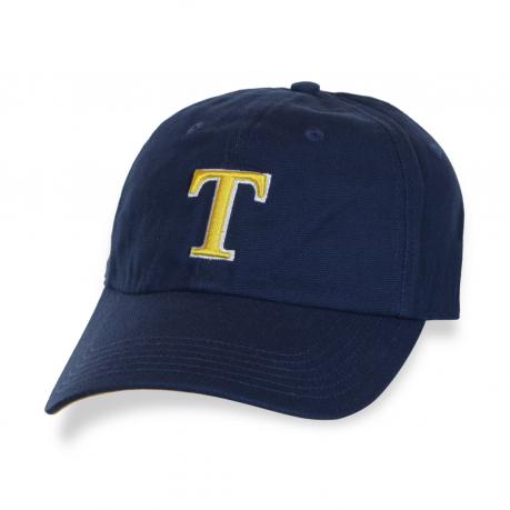 Лаконичная брендовая бейсболка T