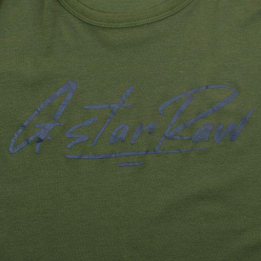 Лаконичная футболка для мужчин с хорошим вкусом от G-Star Raw®