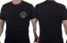 Лаконичная футболка с вышивкой Мотострелковые Войска