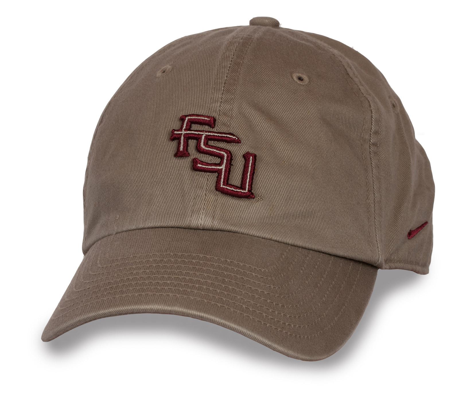 Лаконичная кепка FSU
