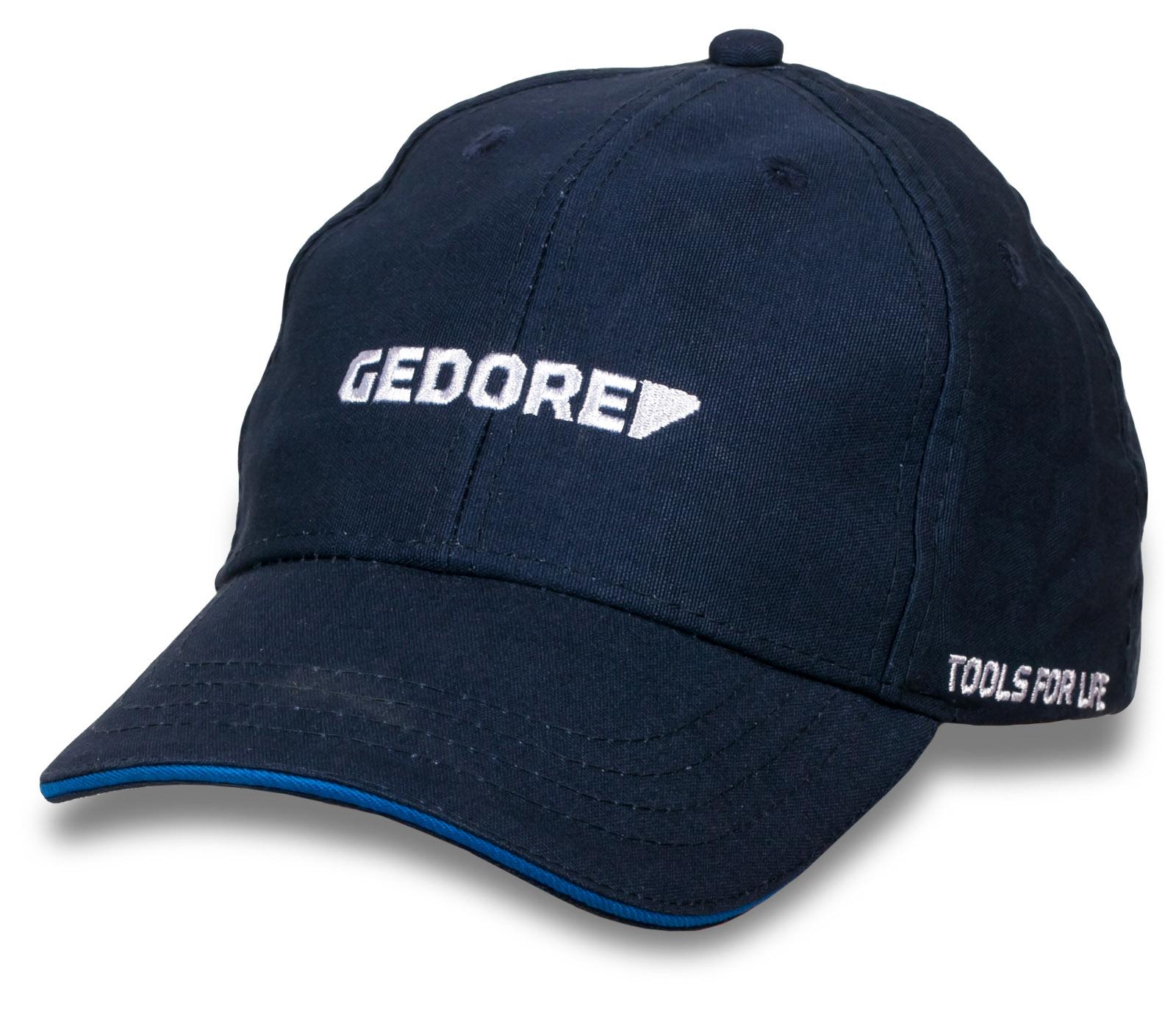 Лаконичная кепка Gedore