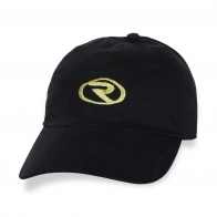Лаконичная кепка с логотипом