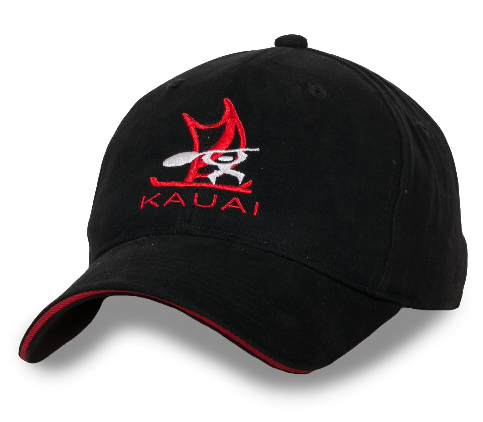 Лаконичная мужская бейсболка Kauai