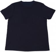 Лаконичная мужская футболка для отдыха на даче