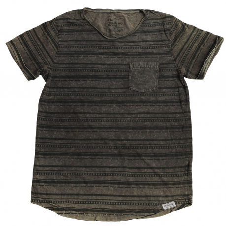 Лаконичная мужская футболка от бренда Academy® (США)