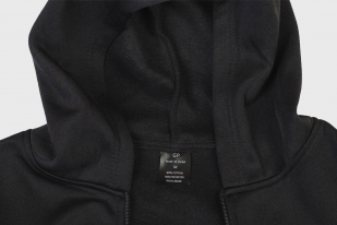 Лаконичная мужская толстовка с шевроном 33 ОДОН ВВ МВД - купить в Военпро