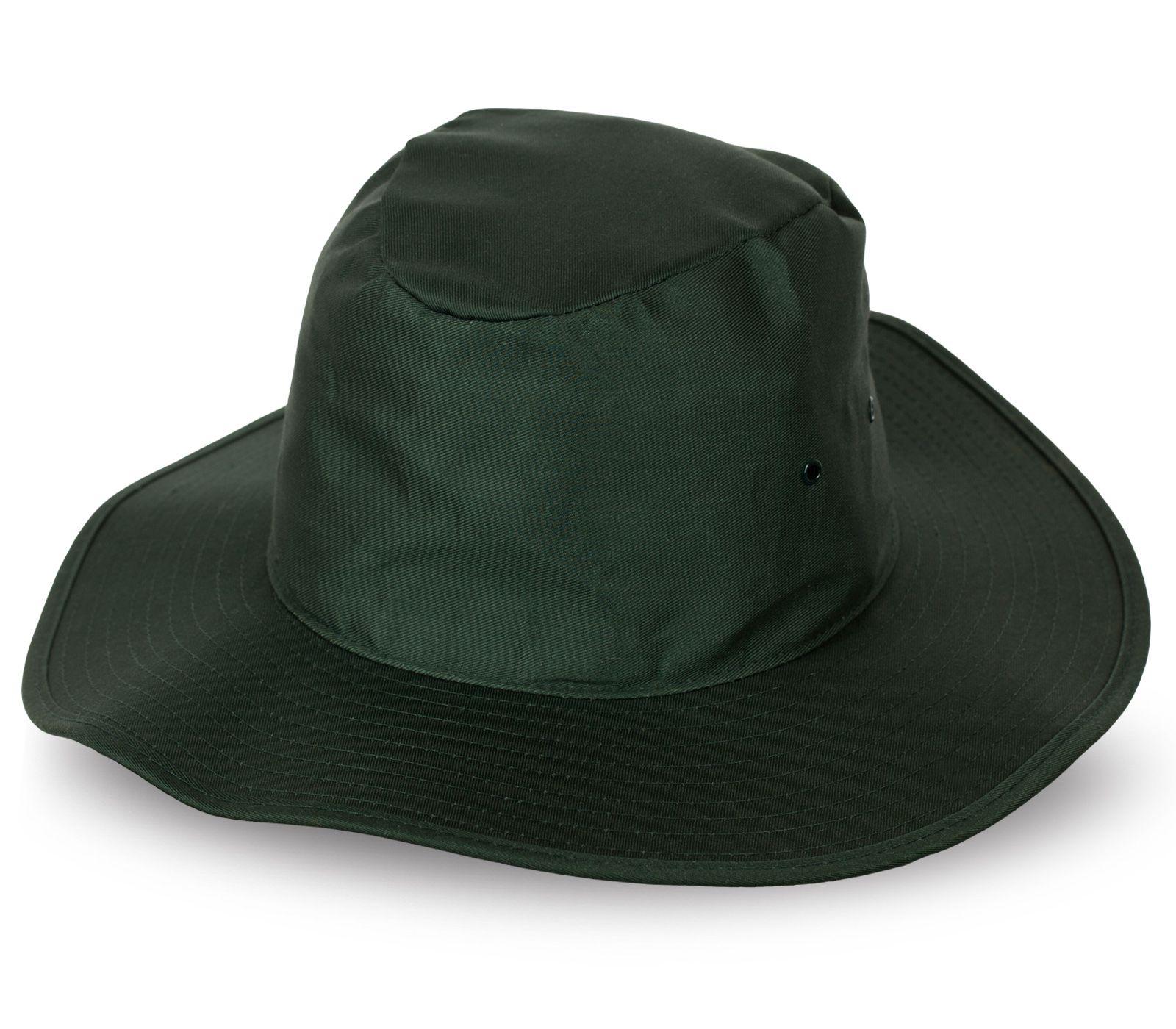 Лаконичная шляпа для прогулок в лесу