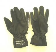 Лаконичные темные перчатки от Windout