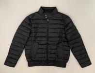Легкая черная куртка для мужчин