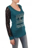 Лёгкая женская кофта-реглан Panhandle.