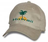 Легкая летняя бейсболка Hawaii