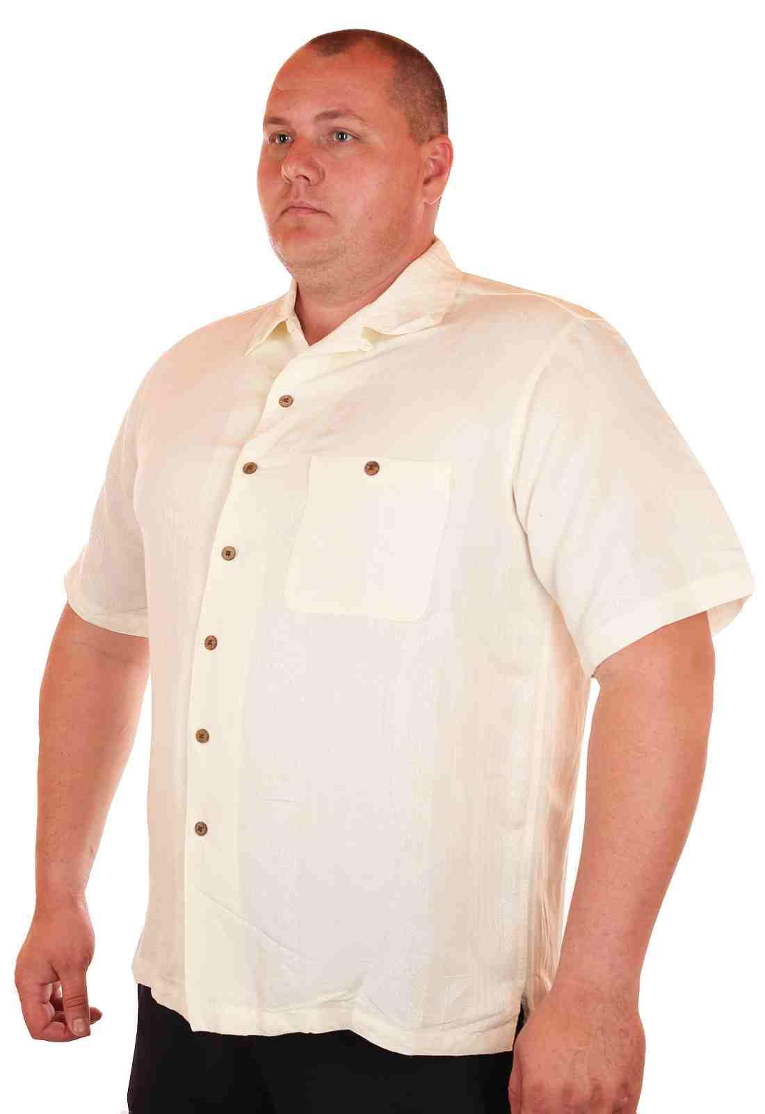 Лёгкая летняя мужская рубашка Caribbean