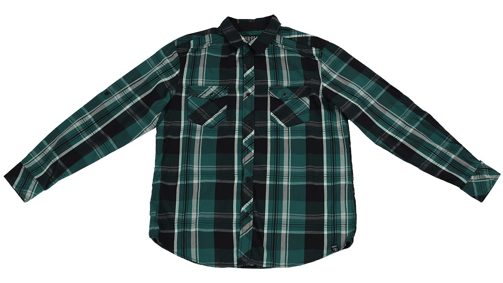 Привлекательная рубашка мужская для отдыха Surplus