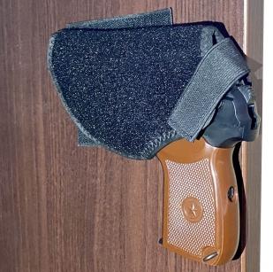 Легкая пистолетная тактическая кобура