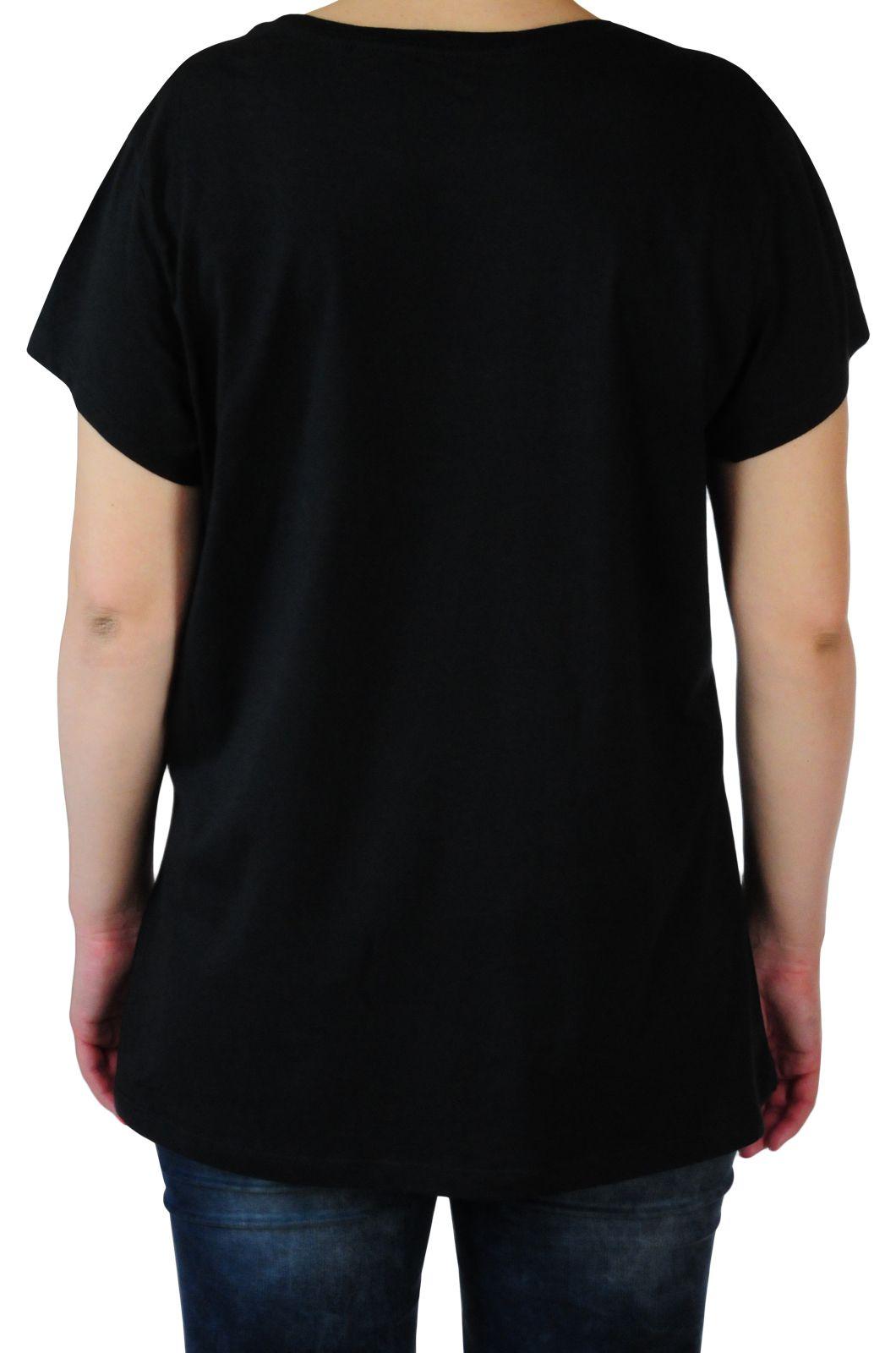 Легкая свободная футболка от Disney® (США) - вид сзади