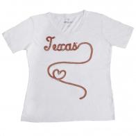 Легкая женская футболка от Emerson Street® (США)