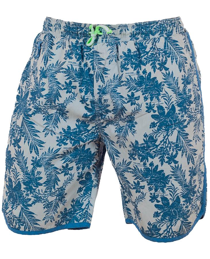 Лёгкие хлопковые мужские шорты Weird Fish™
